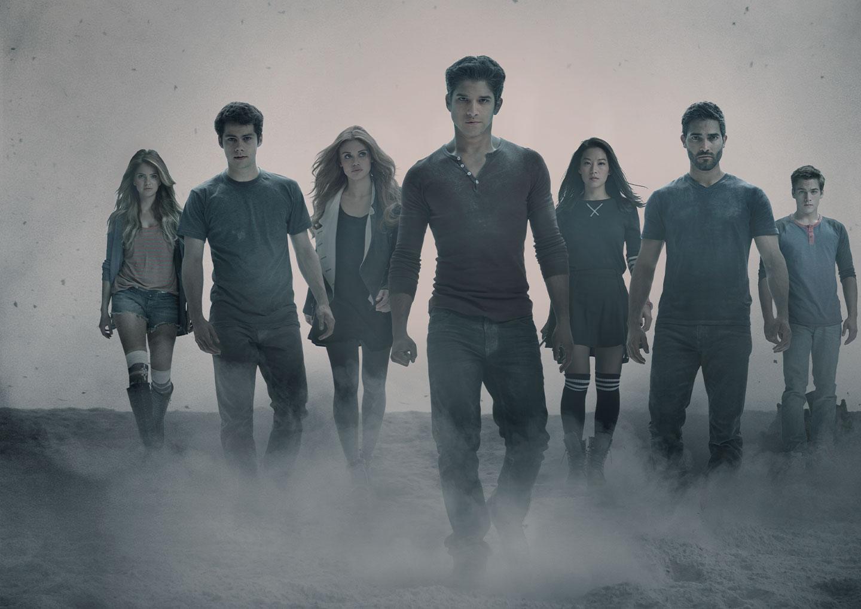 Teen Wolf header image
