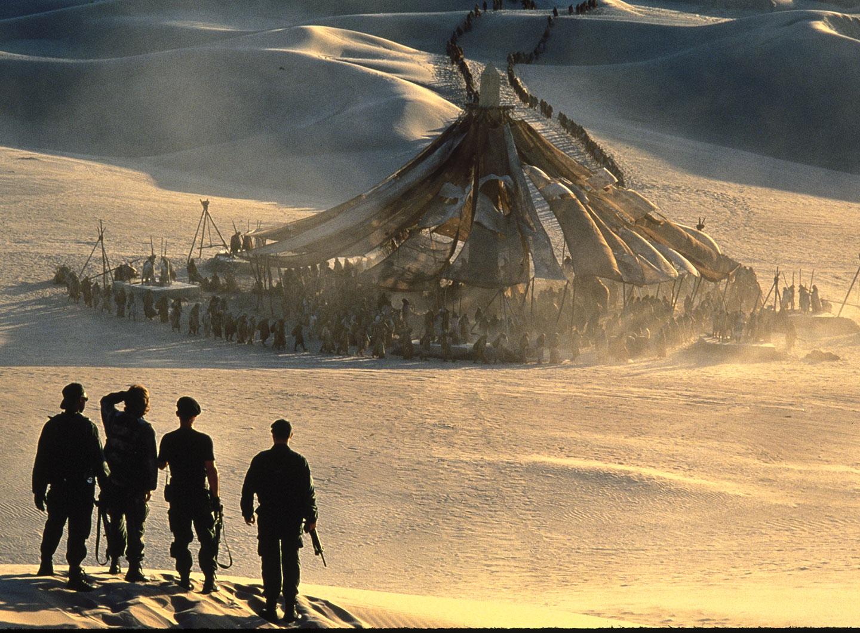 Stargate header image